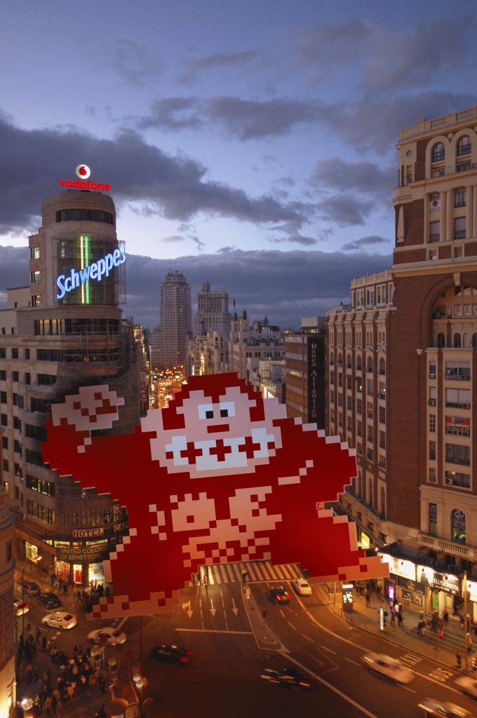 Callao assaulted by RetroAlba
