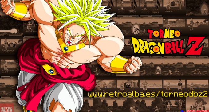 Torneo Dragon Ball Z2 Albanime 2014