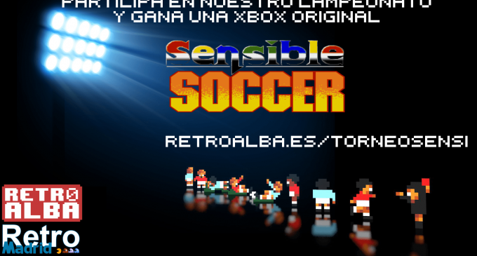 Torneo Sensible Soccer RetroMadrid 2014