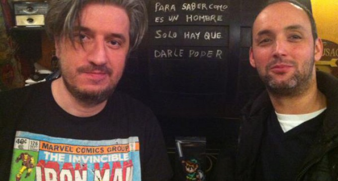 Bruno Sol «Némesis» y Marcos García «The Elf»… ¡EN RETROALBA 2015!