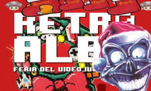 RetroAlba Podcast Episodio 7. Retrovideojuegos en navidad.