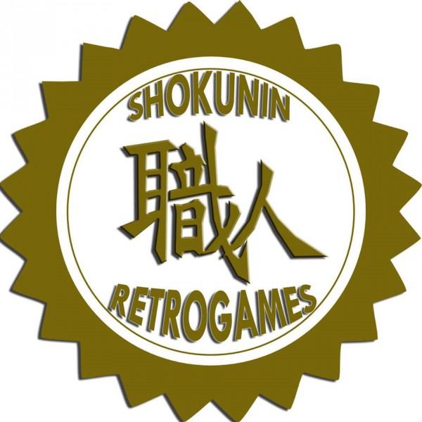 Logotipo RetroAlba 2015 - Shokunin videogames