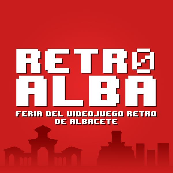 RETROALBA logo deluxe