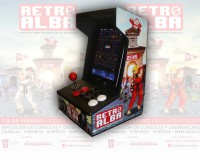 Consigue una mini recreativa en RetroAlba 2015