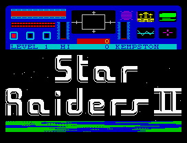 Star Raiders 22