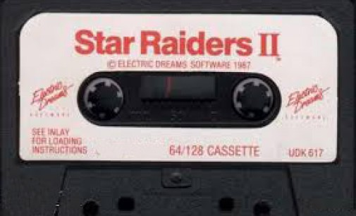 GameCenter RetroAlba episodio 6 Star Raiders II Spectrum