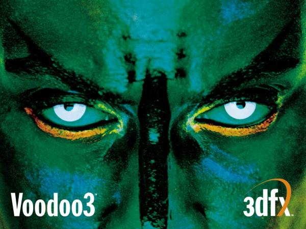 3dfx Voodoo 3 3000 Box