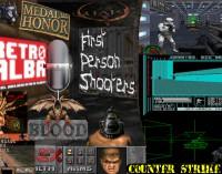 RetroAlba Podcast Episodio 16. Retro FPS – First Person Shooters