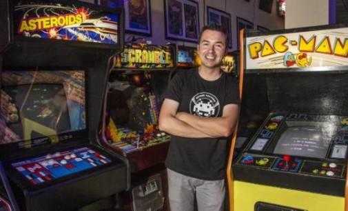 """Viaje al pasado. Viaje a """"Arcade Vintage"""""""