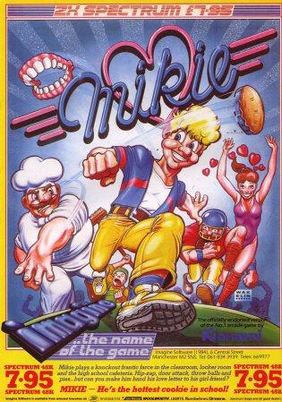RetroRecomendación de la semana: Mikie (ZX Spectrum)