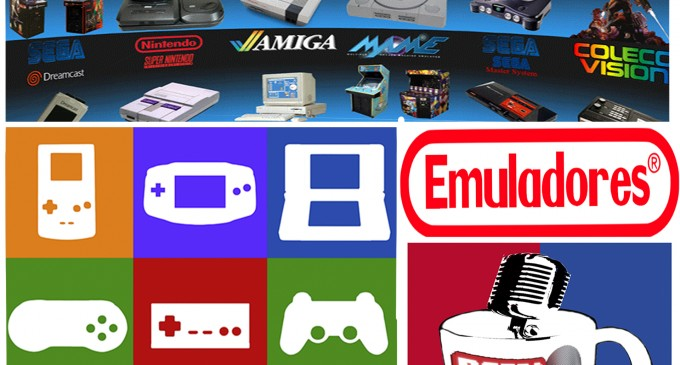Retroalba Podcast. Epidosio 18: Emuladores.