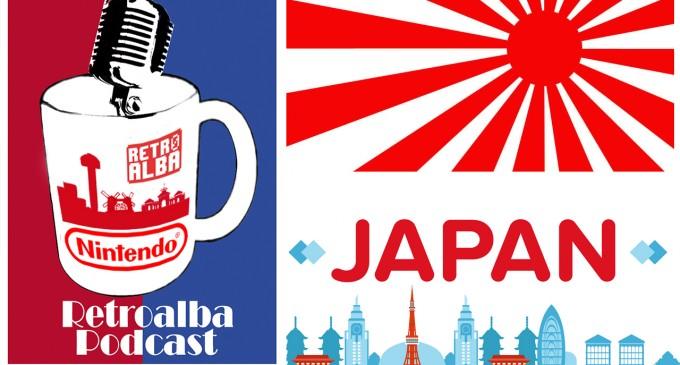 """RetroAlba Podcast Episodio 21. Japón, """"Retroguía de viajes"""" – Vol. 1"""