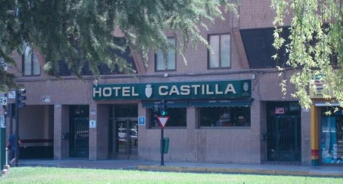 Alojamientos para RetroAlba 2016: Hotel Castilla