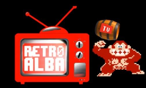 Aula RetroAlba TV – Nuestros dos primerosvídeos