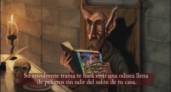 RetroAlba 2016: Andrés Samudio nos traerá «La diosa de Cozumel»
