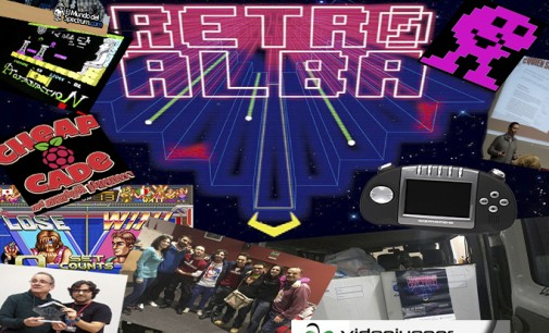 RetroAlba Podcast Episodio 24. Repasando el evento 'Retroalba 2016'.