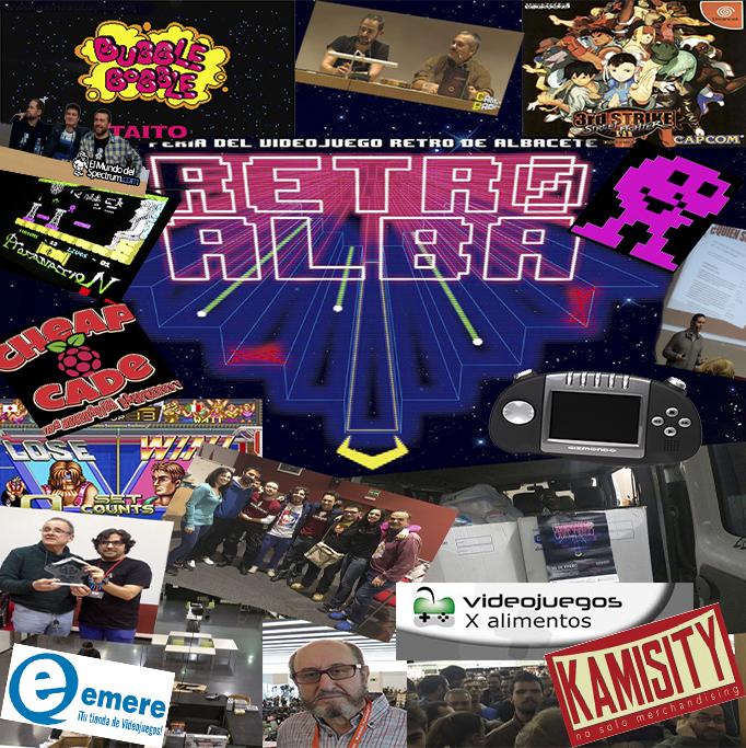 RetroAlba Podcast Episodio 24. Repasando el evento 'Retroalba 2016'.