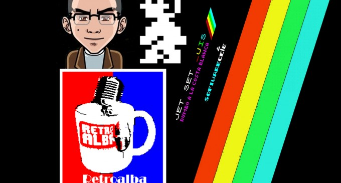 RetroAlba Podcast Episodio 25. Episodio dedicado al Spectrum – Vol.1