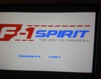 F1 SPIRIT (MSX)