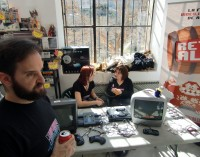 RetroAlba en Retro weekend Alcoi 2016