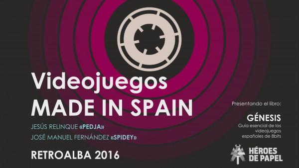 Videojuegos Made in Spain - RETROALBA 2016 OFFICE 97-1