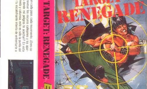 GameCenter Retroalba programa piloto Target Renegade