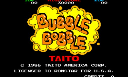 GameCenter RetroAlba Episodio 3 Bubble Bobble Arcade