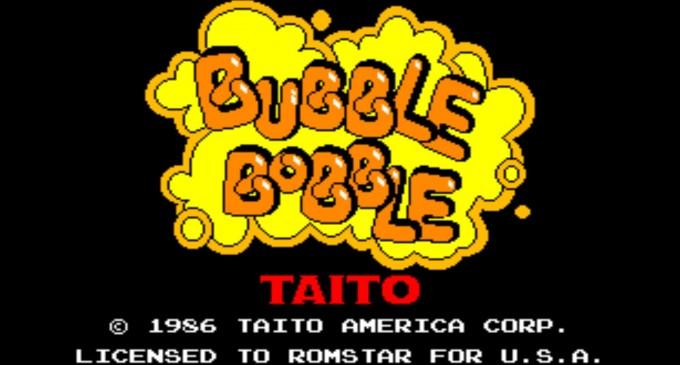 GameCenter RetroAlba Episodio 3 Bubble Bobble Arcade