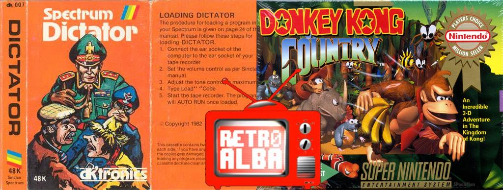 GameCenter RetroAlba episodios 7 y 8