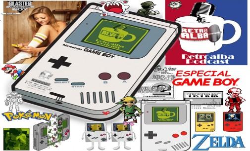 Retroalba Podcast Episodio 30: Game Boy, nuestra primera portátil.