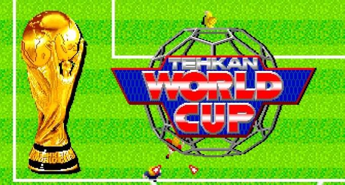 GameCenter RetroAlba episodio 5 Tehkan World Cup Arcade