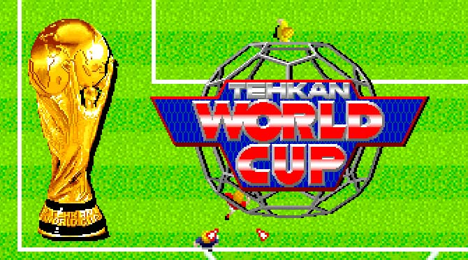 GameCenter RetroAlba episodio 5 Tehkan World Cup Arcade