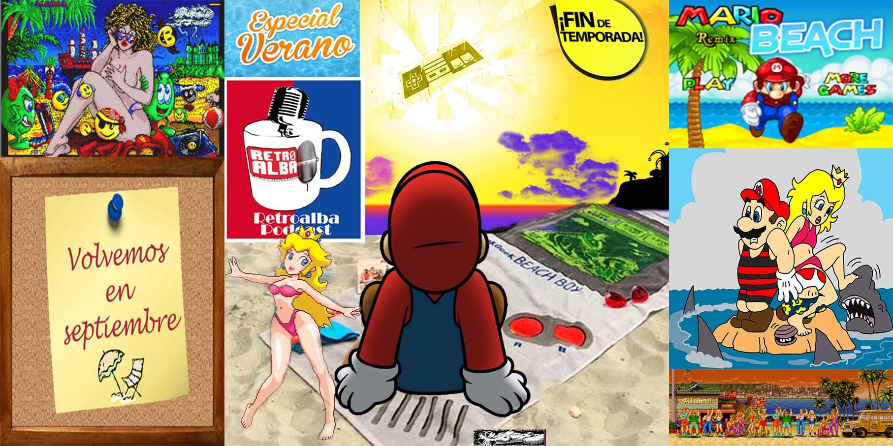Retroalba Podcast Episodio 31: Especial verano nostálgico – Fin de temporada.