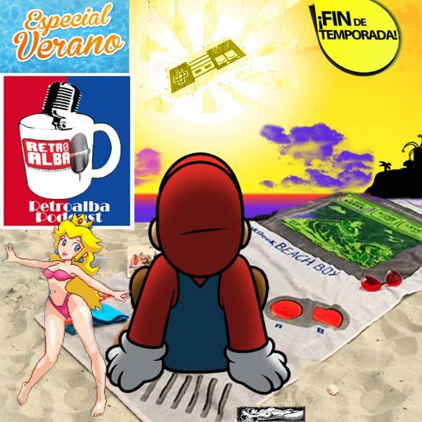 Podcast portada Verano Final