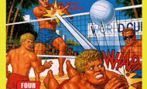 Microanalisis-Super Spike V´ball (NES)