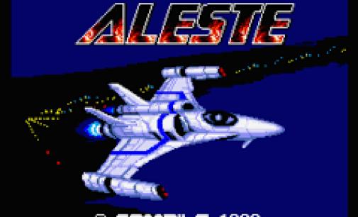 Microanalisis Aleste (MSX)