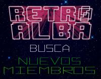 Buscamos nuevos miembros para RetroAlba – Preguntas y respuestas