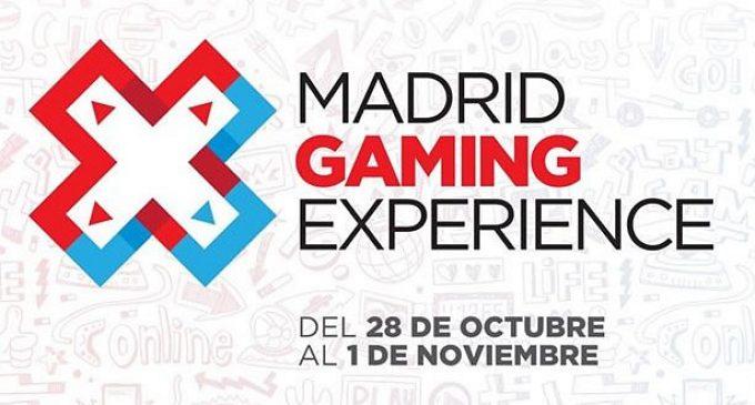 Este fin de semana, ¡Nos vemos en el Madrid Gaming Experience!