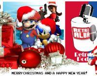 ¡Feliz Navidad escuchantes y amigos de lo retro!
