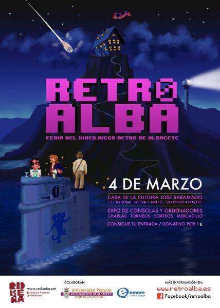 RetroAlba 2017 se celebra el 4 de Marzo