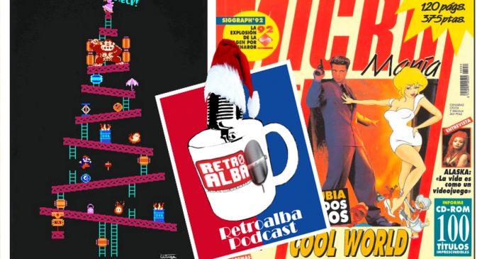 Retroalba Podcast Episodio 37: Especial Navidad y Revistas de videojuegos. Vol.2
