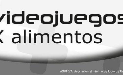«Videojuegos X Alimentos» y «Videojuegos X Alimentos Mascotas» en RetroAlba 2018