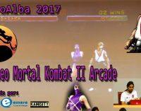 RetroAlba 2017 Torneo Mortal Kombat II Arcade