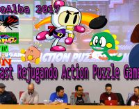 RetroAlba 2017 Podcast Rejugando Action Puzzle Games