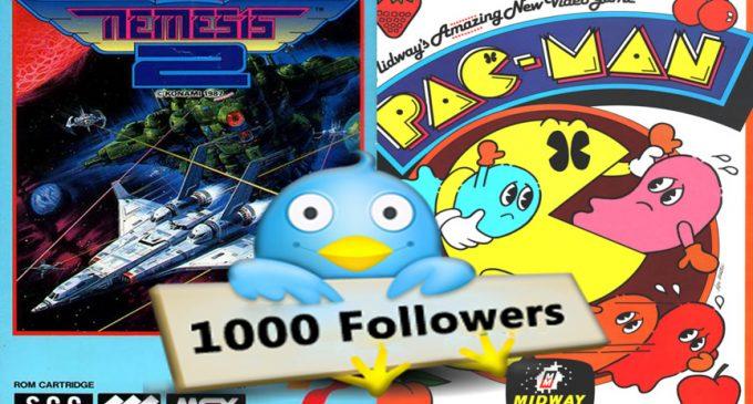 Llévate una camiseta de Retroalba. Especial 1000 seguidores en twitter. ¡Juega y gana!