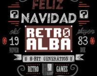 ¡Felices fiestas de parte de Retroalba! ;)