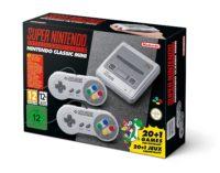 ¡Sorteo de dos Super Nintendo Classic Mini en RetroAlba 2018!