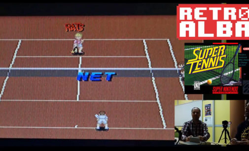 GameCenter RetroAlba episodio 15 Super Tennis