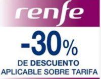 ¿Eres de fuera de Albacete? ¡No te pierdas Retroalba 2019! ¡Disfruta del descuento de Renfe!