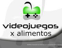 ¡Intercambia alimento por videojuegos! ASUPIVA VxA